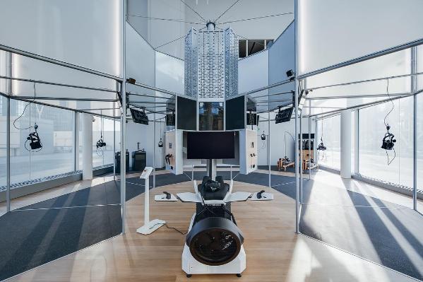 MK2 VR, un lieu dédié à la réalité virtuelle