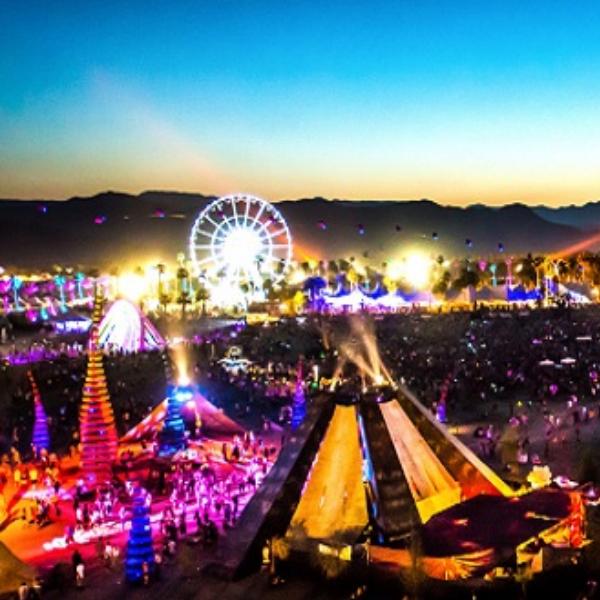 Coachella, un festival à succès !