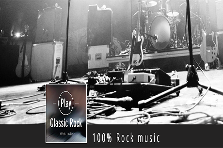 La Webradio Play Classic Rock