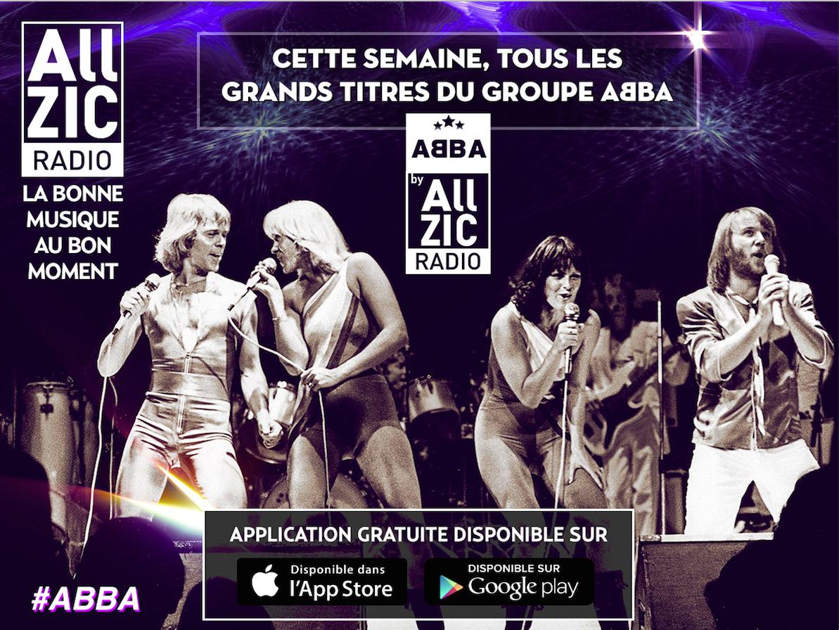 ABBA à l'honneur cette semaine