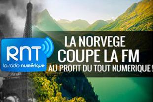 Plus de radio FM pour la Norvège, nouvelle aire en numérique !