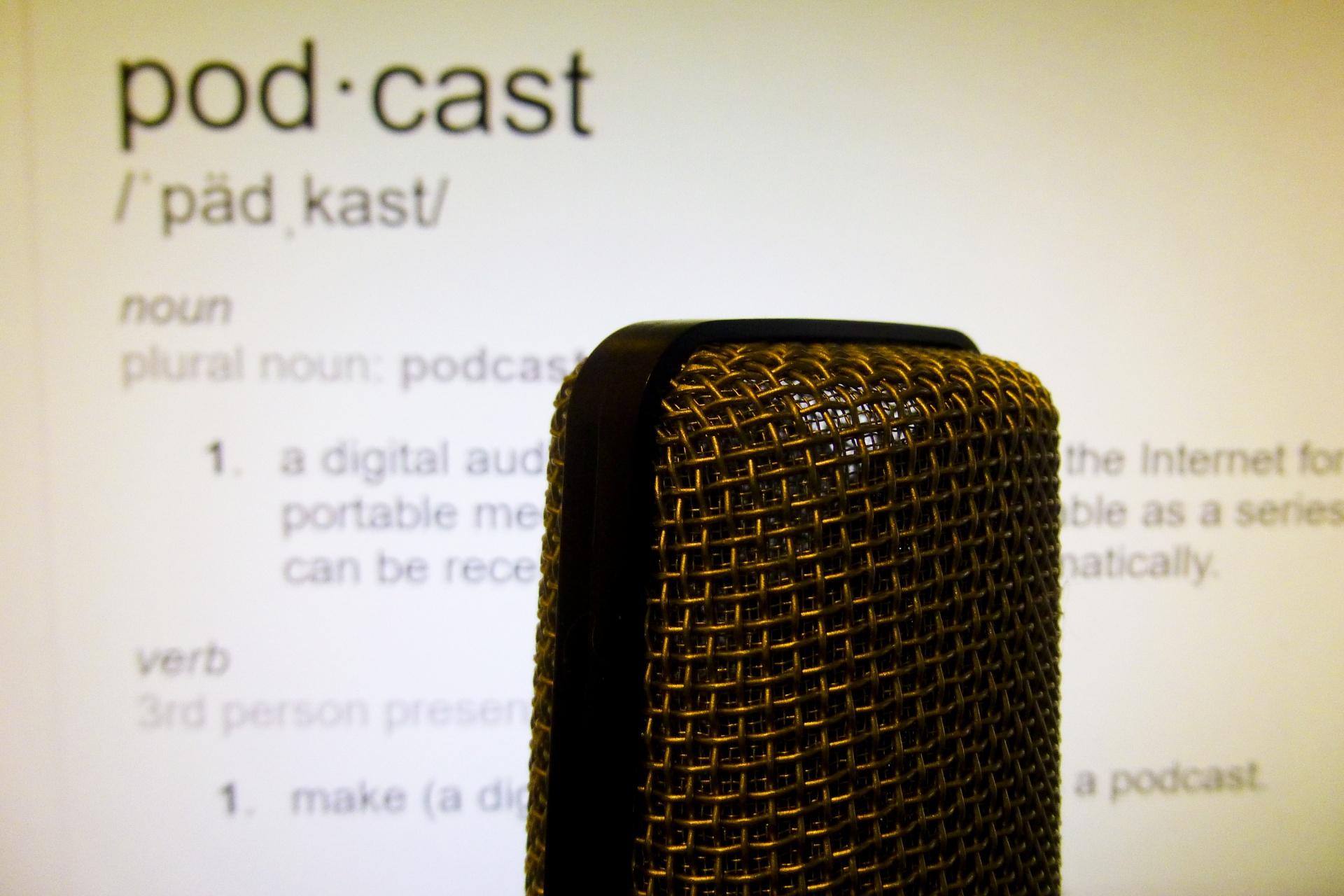La diffusion des podcasts a explosé depuis quelques années.