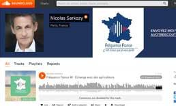 Nicolas Sarkozy lance sa webradio !