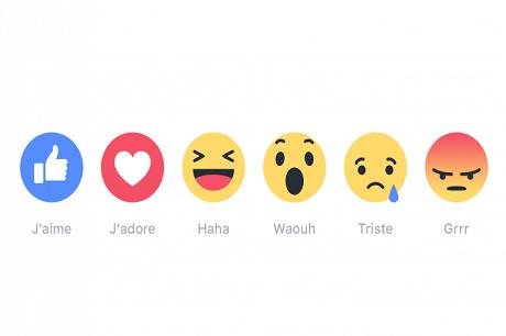 Les émoticônes débarquent sur Facebook !