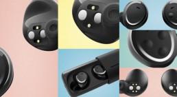 Les nouveaux écouteurs sans fil de Bragi, The Headphones