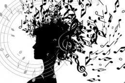 La musique dans la peau : Les bienfaits des notes de musique !