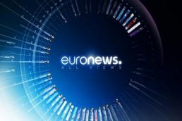 Nouveau look pour Euronews !