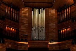 Inauguration de l'orgue Radio France
