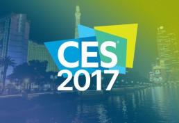 Ouverture du CES 2017 à Las Vegas