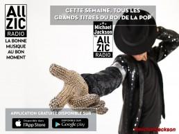 Michael Jackson à l'honneur cette semaine