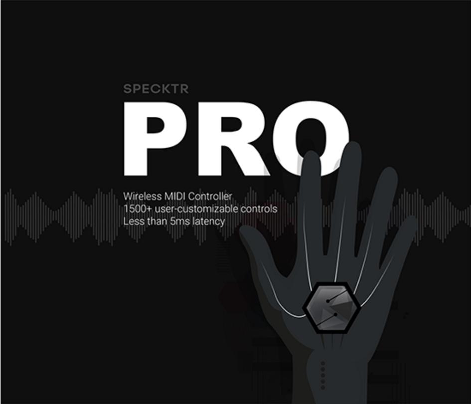 Le gant connecté qui vous permet de contrôler la musique