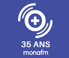 Mona FM 35 ans