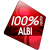 Ecouter 100% Radio - Albi en ligne
