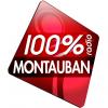 Ecouter 100% Radio - Montauban en ligne