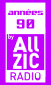 Ecouter Allzic Radio Années 90 en ligne