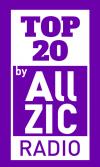 Ecouter Allzic Radio TOP 20 en ligne