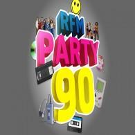 Ecouter RFM - PARTY 90 en ligne