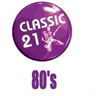 Ecouter Classic 21 80's - Bruxelles en ligne