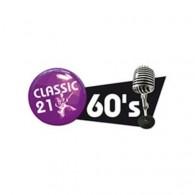 Ecouter Classic 21 60's - Bruxelles en ligne