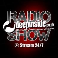 Ecouter DEEPINSIDE RADIO SHOW Stream 24/7 en ligne