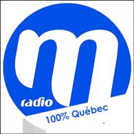 Ecouter M Radio - 100% Québec en ligne