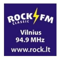 Ecouter Classic Rock FM - Vilnius en ligne