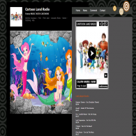 Ecouter Cartoon Radio en ligne