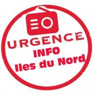 Ecouter Urgence Info Iles du Nord en ligne