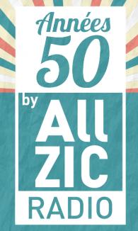 Ecouter Allzic Radio Années 50 en ligne