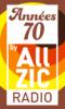 Ecouter Allzic Radio Années 70 en ligne