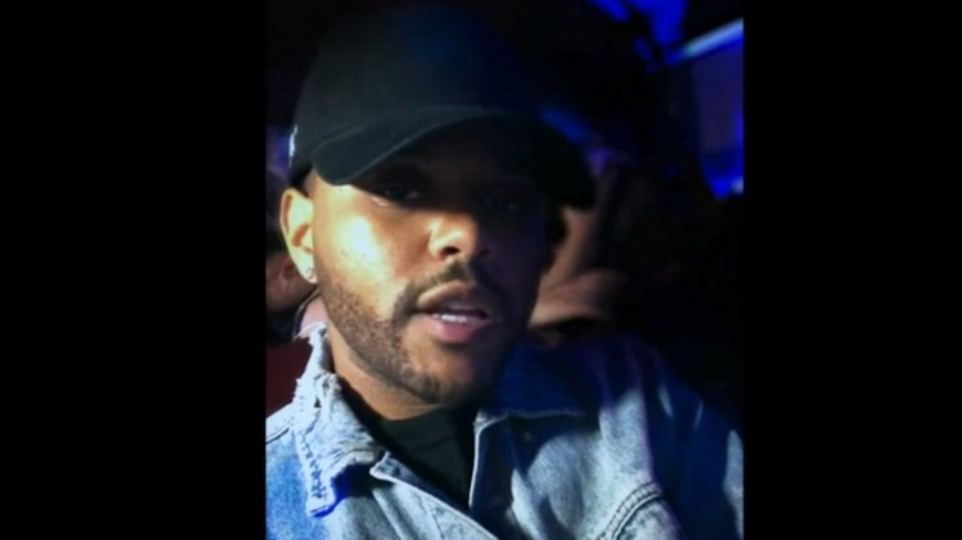 The Weeknd offre un clip au titre
