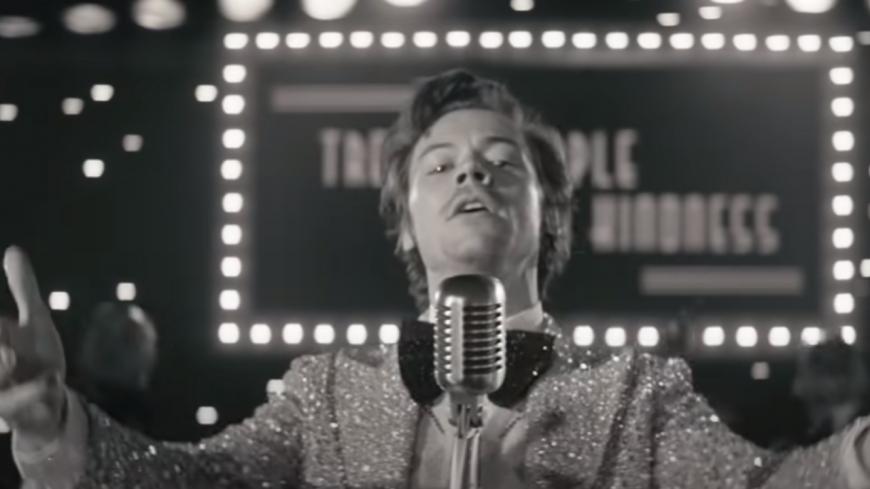 Harry Styles dévoile le clip de