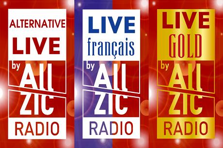 Allzic Radio sur scène : les 3 nouvelles venues sur la plateforme
