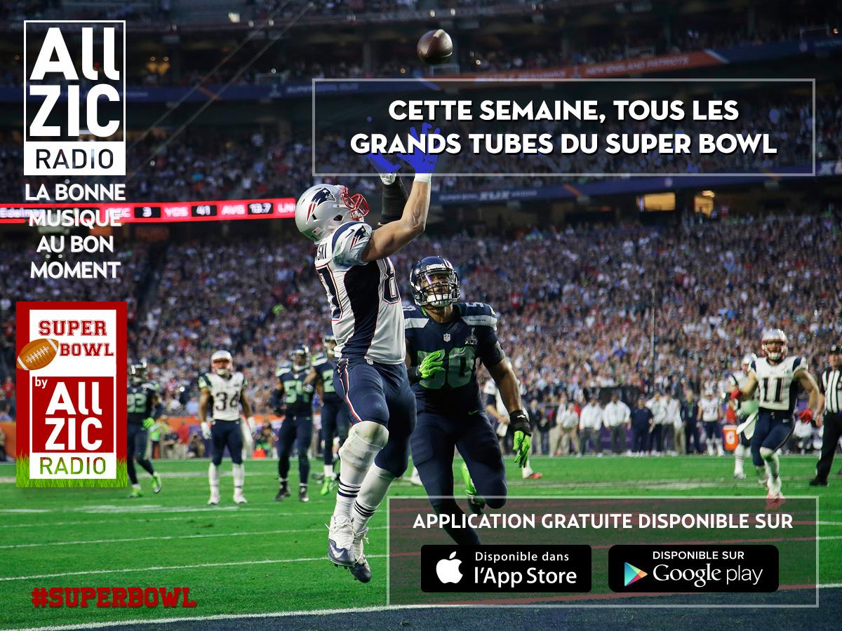 Super Bowl, que la fête commence !