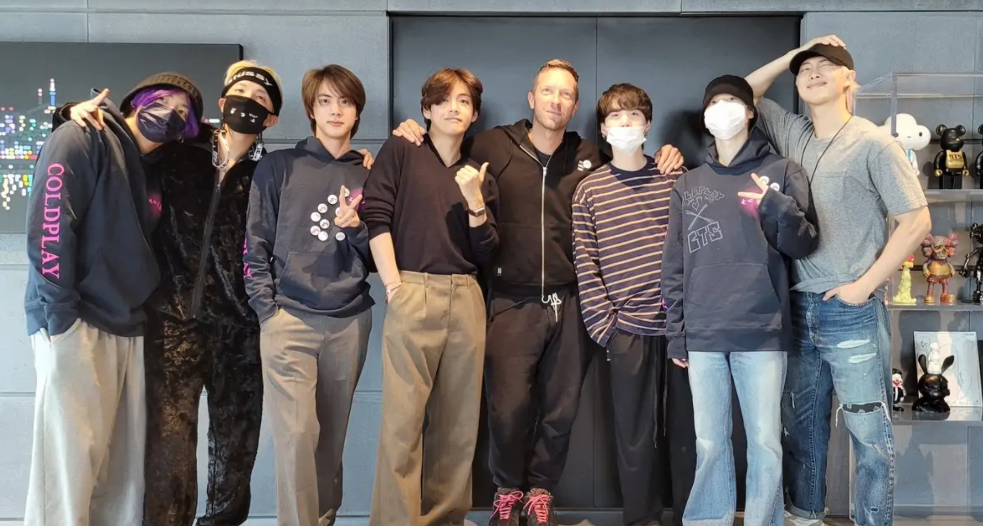 Coldplay dévoile un teaser de sa collaboration avec BTS ! (vidéo)