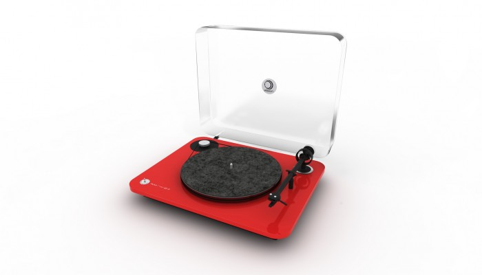 La platine vinyle d'Elipson, l'hybride musical
