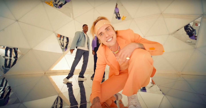 Justin Bieber dévoile son nouveau single intitulé