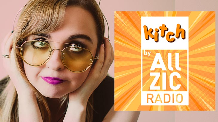 Allzic Radio KITCH arrive enfin!