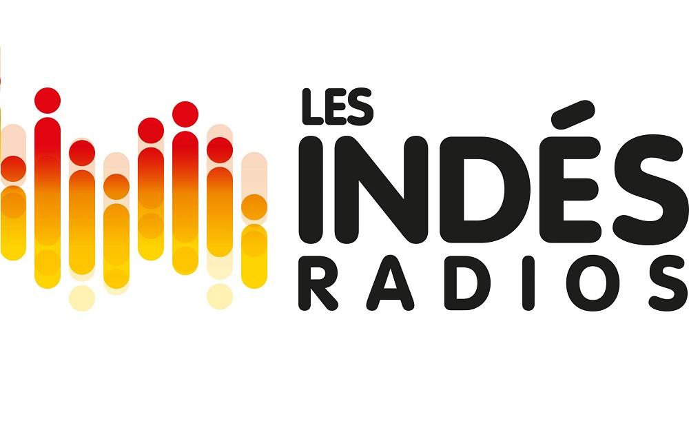 Les Indés Radios won the bronze medal