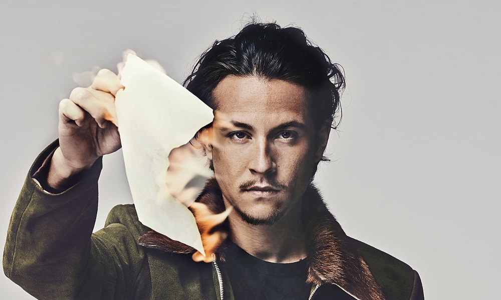 Wind of novelty on the French rap, the return of Nekfeu.