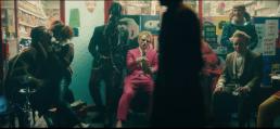 Ed Sheeran mi-vampire, mi-joker dans son nouveau clip