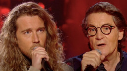 Julien Doré et Francis Cabrel partagent un duo ! (vidéo)