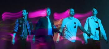 Coldplay dévoile une version acoustique de son dernier hit,