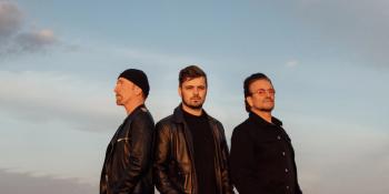 Martin Garrix et U2 signent l'hymne de l'Euro 2020 (vidéo)