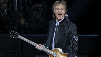 Paul McCartney dévoile les images de