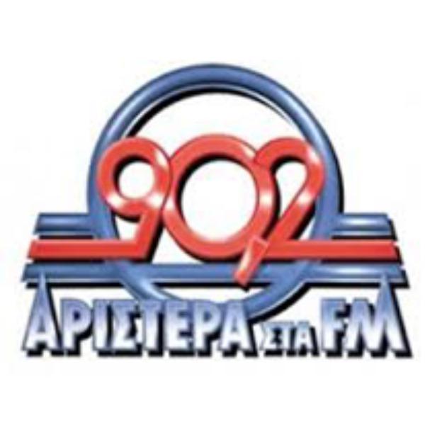 Aristera 90.2 FM - Athènes