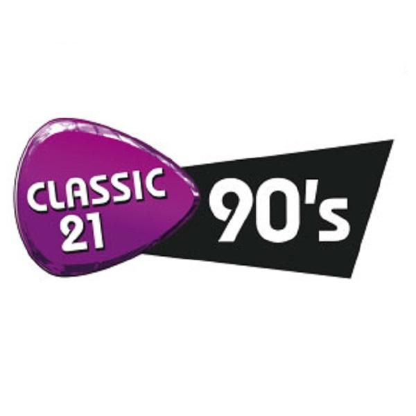 Classic 21 90's - RTBF