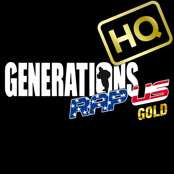 Generations - Rap US Gold