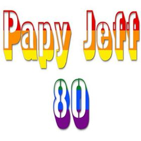 Papy Jeff 80