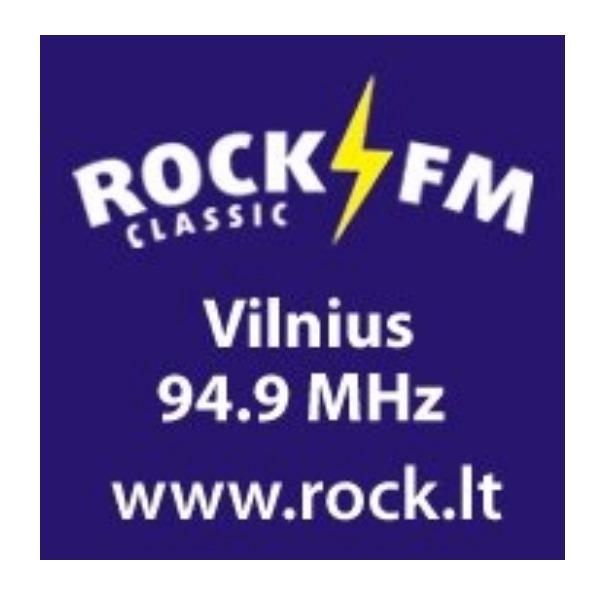 Classic Rock FM - Vilnius